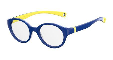 Kids By Safilo Sa0008 Eyeglasses Blue Yellow 0DCD