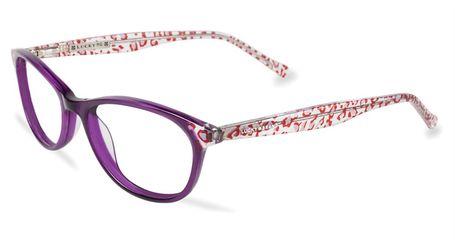 Lucky Brand Children's Eyeglasses D700 Purple