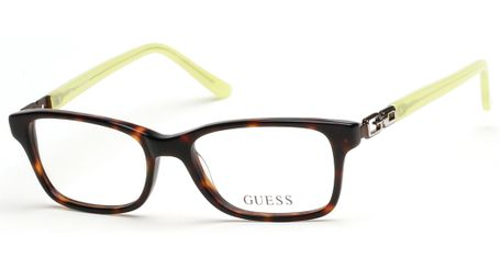Guess Kids GU9131 Girls Eyeglasses Havana 056