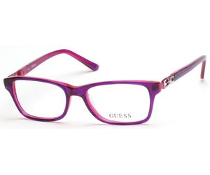 Guess Kids GU9131 Girls Eyeglasses Violet 083