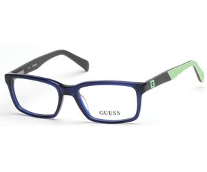 Guess Kids GU9147 Boys Eyeglasses Blue 092