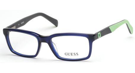 Guess Kids GU9147 Boys Eyeglasses Blue 092