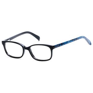 Guess Kids GU9158 Eyeglasses Shiny Balck 001