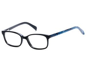 Guess Kids GU9158 Girls Eyeglasses Shiny Balck 001