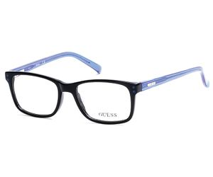 Guess Kids GU9161 Boys Eyeglasses Shiny Black 001