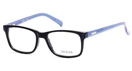 Guess Kids GU9161 Boys Eyeglasses Shiny Black 001