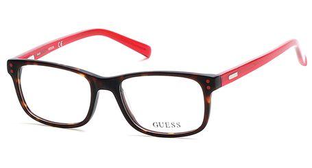 Guess Kids GU9161 Boys Eyeglasses Dark Havana 052