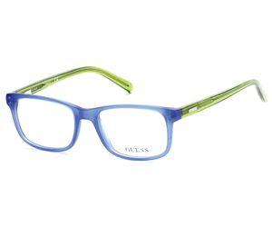 Guess Kids GU9161 Eyeglasses Matte Blue 091