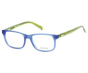 Guess Kids GU9161 Boys Eyeglasses Matte Blue 091