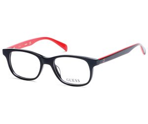 Guess Kids GU9163 Eyeglasses Black 005