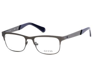 Guess Kids GU9168 Boys Eyeglasses Matte Gunmetal 009