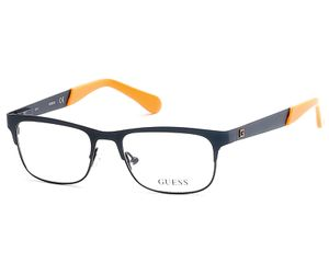 Guess Kids GU9168 Boys Eyeglasses Matte Blue 091
