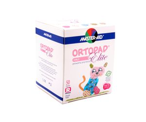 Eye Patches for Kids Ortopad® Girls Regular