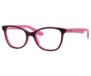 Carrera Kids Eyeglasses Carrerino 50 0HMM Violet/Cherry/Pink