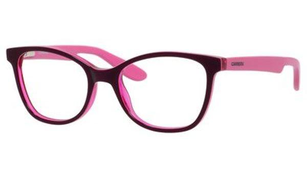 Carrera Kids Eyeglasses Carrerino 50 0HMM Violet/Cherry/Pink