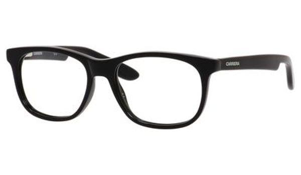 Carrera Kids Eyeglasses Carrerino 51 0807 Black