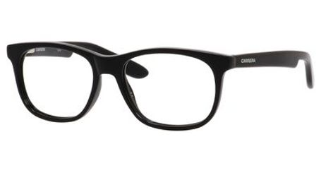 Carrera Kids Eyeglasses Carrerino 51 0807 Black