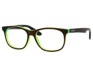 5f20c08490a Carrera Kids Eyeglasses Carrerino 51 0HNF Brown Green