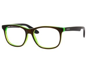 Carrera Kids Eyeglasses Carrerino 51 0HNF Brown/Green