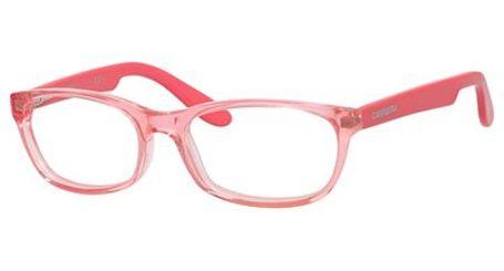 Carrera Kids Eyeglasses Carrerino 56 0TSU Pink Coral