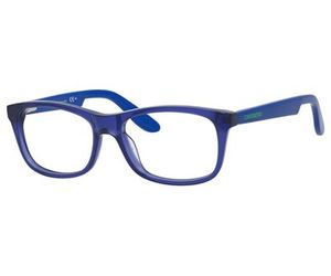 Carrera Kids Eyeglasses Carrerino 57 0TSH Blue
