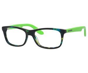988f0327d07 Carrera Kids Eyeglasses Carrerino 57 0W9T Havana Green