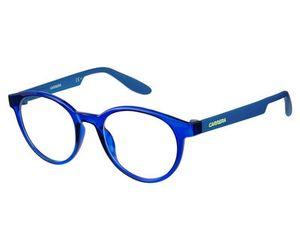 Carrera Kids Eyeglasses Carrerino 60 0SYT Blue