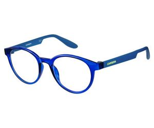 Carrera Kids Eyeglasses Carrerino 60 0SYT Blue