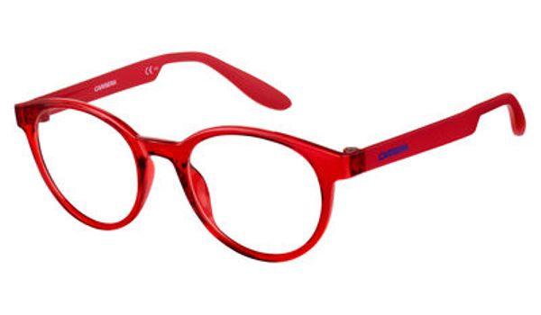 Carrera Kids Eyeglasses Carrerino 60 0SZK Red