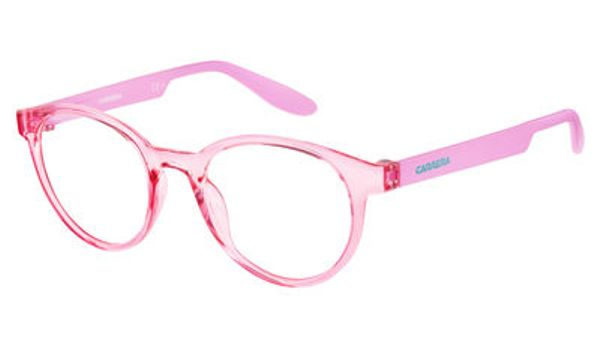 Carrera Kids Eyeglasses Carrerino 60 0SZS Pink