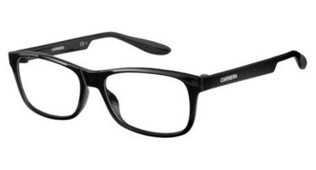 Carrera Kids Eyeglasses Carrerino 61 0D28 Shiny Black