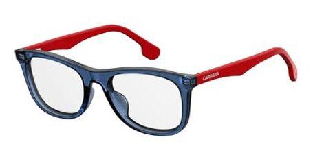 Carrera Kids Eyeglasses Carrerino 63 08RU Blue/Red/White