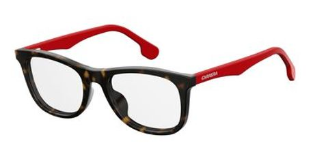 Carrera Kids Eyeglasses Carrerino 63 0O63 Havana/Red