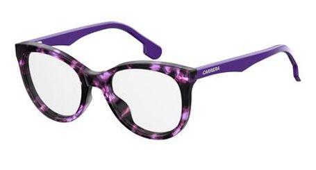Carrera Kids Eyeglasses Carrerino 64 0HKZ Violet/Havana