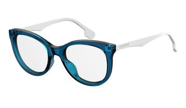 Carrera Kids Eyeglasses Carrerino 64 0D4H Turqoise/White