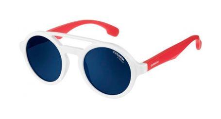 Carrera Childrens Sunglasses Carrerino 19/S 07DM White/Red