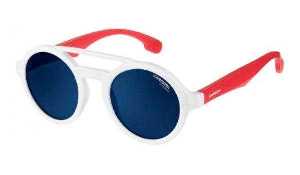Carrera Childrens Sunglasses Carrerino 19/S 07DM White/Red