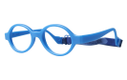 Miraflex Baby Lux Kids Eyeglasses Royal Blue-CP