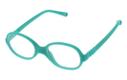 Dilli Dalli Cupcake Kids Eyeglasses Aqua