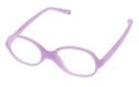Dilli Dalli Cupcake Kids Eyeglasses Lilac