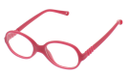 Dilli Dalli Cupcake Kids Eyeglasses Raspberry