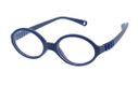 Dilli Dalli Gummy Bear Kids Eyeglasses Navy