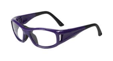 C2 Rx Hilco Leader Kids Sports Saftey Glasses 365307000  Purple