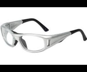 db14b849b534 C2 Rx Hilco Leader Kids Sports Saftey Glasses 365308000 Silver