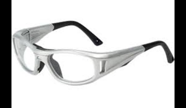 C2 Rx Hilco Leader Kids Sports Saftey Glasses 365308000 Silver