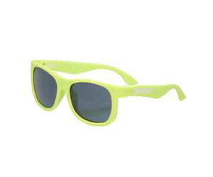 5dfd73c1a40 Babiators Navigator Junior NAV-001Childrens Sunglasses Sublime Lime
