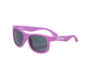 Babiators Navigator Junior NAV-005 Childrens Sunglasses Purple Reign