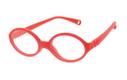 Dilli Dalli Gummy Bear Kids Eyeglasses Red