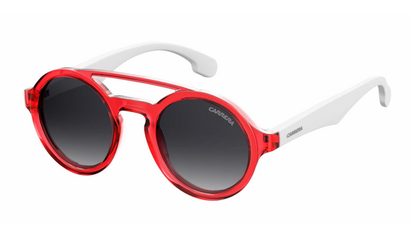 Carrera Childrens Sunglasses Carrerino 19/S 05SK Matte Red/White